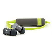 Verbatim 99775 In-ear, Neck-band Binaural Wireless Green mobile headset