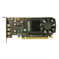 DELL 490-BDZY Quadro P400 2GB GDDR5 graphics card