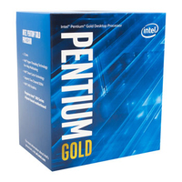 Intel Pentium Gold G5600 3.9GHz 4MB Box processor