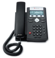 Polycom SoundPoint IP 335 Caller ID Grey