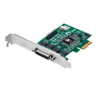 Siig JJ-E40011-S4 Internal RS-232 interface cards/adapter