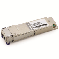 C2G QSFP-40G-LR4-S-LEG Fiber optic 1310nm 40000Mbit/s QSFP+ network transceiver module