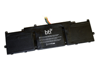 BTI HP-CHRMBK11 Lithium Polymer (LiPo) 3400mAh 10.8V rechargeable battery