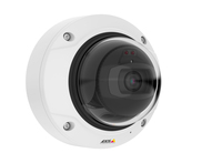 Axis Q3515-LV IP security camera Indoor & outdoor Dome White