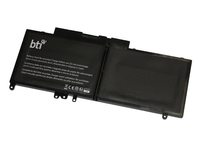 BTI DL-E5550 Lithium Polymer (LiPo) 5100mAh 7.4V rechargeable battery