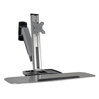 "Tripp Lite WWSS1332W 32"" Black, Grey flat panel desk mount"