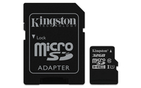 Kingston Technology Canvas Select 32GB MicroSD UHS-I Class 10 memory card
