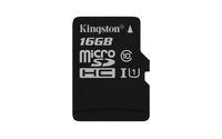 Kingston Technology Canvas Select 16GB MicroSD UHS-I Class 10 memory card