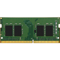 Kingston Technology ValueRAM KVR24S17S8/8BK 8GB DDR4 2400MHz memory module