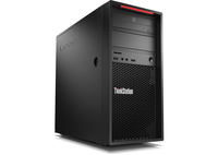 Lenovo ThinkStation P520c 3.60GHz W-2123 Tower Black Workstation