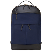 Targus Newport Leatherette, Nylon Black, Navy backpack