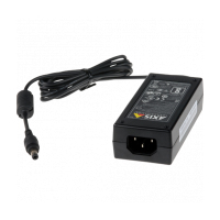Axis 01509-001 Indoor 40W Black power adapter/inverter
