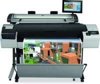 HP Designjet SD Pro Ethernet LAN Color 2400 x 1200DPI Thermal inkjet 1118 x 1676 large format printer