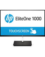 "HP EliteOne 1000 23.8-in FHD Touch 23.8"" Full HD LED Matt Flat Black computer monitor"