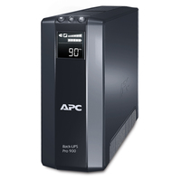 APC Back-UPS Pro Line-Interactive 900VA 8AC outlet(s) Black uninterruptible power supply (UPS)