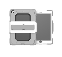 "Griffin GFB-002-WHT 9.7"" Cover Grey, White tablet case"