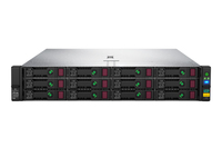 Hewlett Packard Enterprise Q2P72A NAS Rack (2U) Black storage server