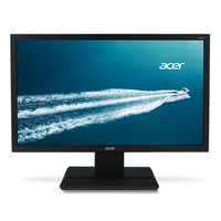 "Acer V6 V226HQL bmipx 21.5"" Full HD LED Flat Black computer monitor"