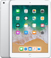 Apple iPad 128GB 3G 4G Zilver tablet