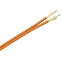 Panduit FSIP502Y OFNP OM2 Orange fiber optic cable