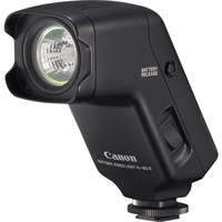Canon VL-10Li II 10 Watt Video Light Flitser voor camcorder Zwart