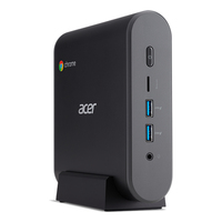Acer Chromebox CXI3 1.8GHz 3865U Intel® Celeron® Black Mini PC