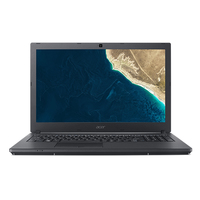 "Acer TravelMate P2510-G2-M-320E 2.2GHz i3-8130U 15.6"" 1366 x 768pixels Black Notebook"