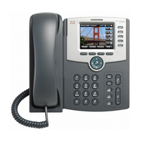 Cisco SPA525G2 5lines LCD IP phone
