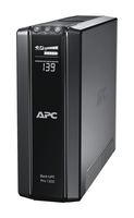 APC Back-UPS Pro Line-Interactive 1500VA 10AC outlet(s) Black uninterruptible power supply (UPS)