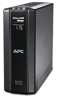 APC Back-UPS Pro Line-Interactive 1200VA 10AC outlet(s) Black uninterruptible power supply (UPS)