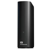 Western Digital Elements Desktop 10000GB Black external hard drive