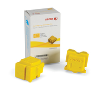 Xerox ColorQube 8570 ink, yellow (2 sticks 4400 pages)