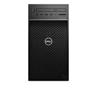 DELL Precision 3630 3.7GHz i7-8700K Tower 8th gen Intel® Core™ i7 Black Workstation