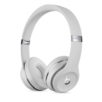 Apple Beats Solo3 Head-band Binaural Wired & Wireless Silver mobile headset