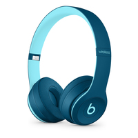 Apple Beats Solo3 Head-band Binaural Wired & Wireless Blue mobile headset