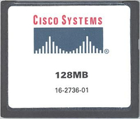 Cisco MEM-C4K-FLD128M= 128MB 1pcs networking equipment memory