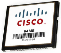 Cisco MEM-C4K-FLD64M= 64MB 1pc(s) networking equipment memory