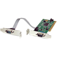 StarTech.com PCI2S550_LP Internal Serial interface cards/adapter