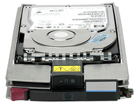 Hewlett Packard Enterprise 450GB 450GB fiber Channel hard disk drive