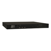 Tripp Lite B064-016-02-IPG 1U Black KVM switch