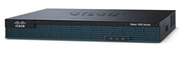 Cisco C1921-3G-U-K9 Ethernet LAN Black wired router