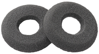 Plantronics 40709-02 Black 2pcs Headphone Pillow