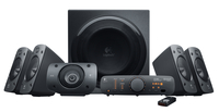 Logitech Z906 5.1channels 500W Black speaker set