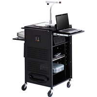 Bretford TCP23FF Projector Multimedia cart Black