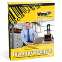 Wasp InventoryControl RF Enterprise Software bar coding software