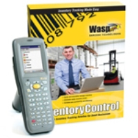 Wasp InventoryControl RF Professional + WDT3250 bar coding software
