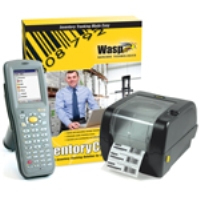 Wasp InventoryControl RF Enterprise + WDT3250 + WPL305 bar coding software