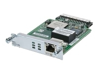 Cisco 1 Port Channelized T1/E1 & ISDN PRI High Speed WAN Interface Card Wired ISDN access device