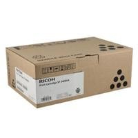 Ricoh 406989 6400pages Black laser toner & cartridge
