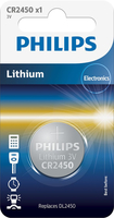Philips Minicells Batterie CR2450/10B